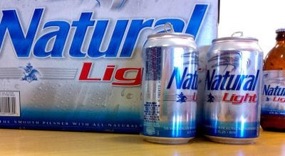 natty light