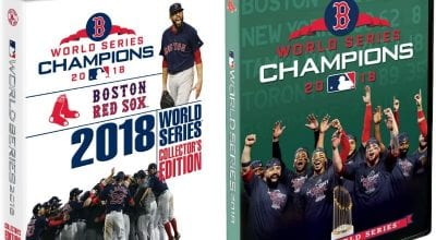 red sox dvd