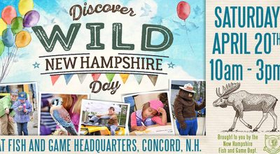 discover wild nh day