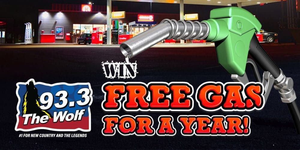 win free gas for a year